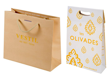 Paper Shopping Bags | Paper Bags | Paper Carrier Bags | Kraft ...